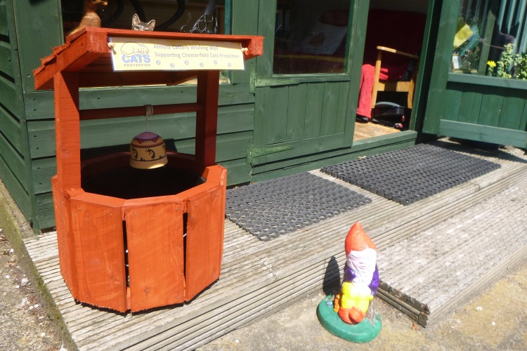 Cats Protection Wishing Well